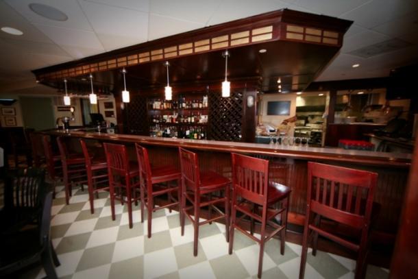 clarks landing dockside bar