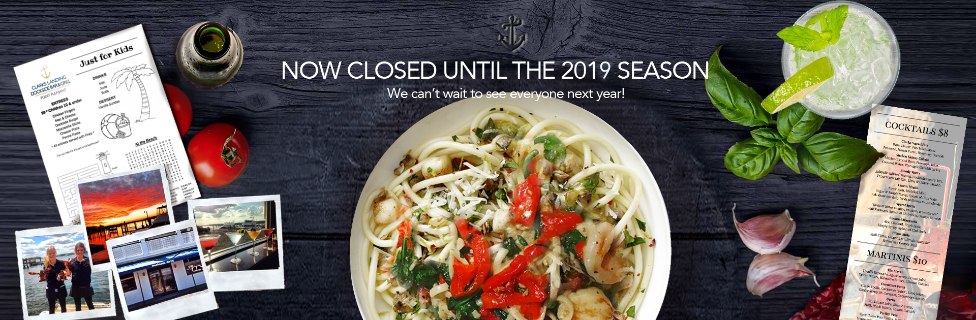 closed banner 2019